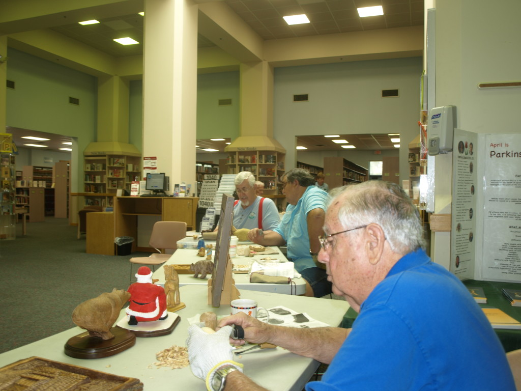 Tuesday at the Library. Wow what a turn out !! Thank you all